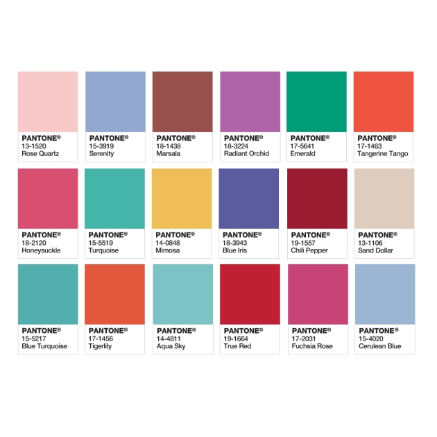 pantone-colors-of-the-year-2000-2016